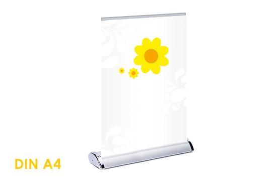 aufsteller klein Tresen digitaldruck DIN A4 bestellen