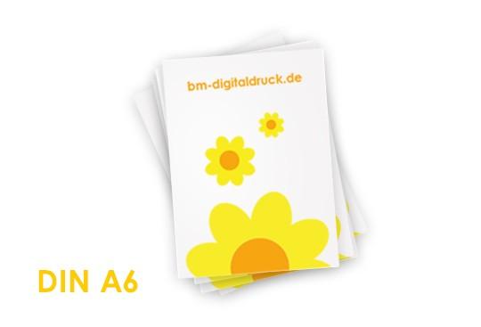Flyer und handzettel Onlinedruckerei