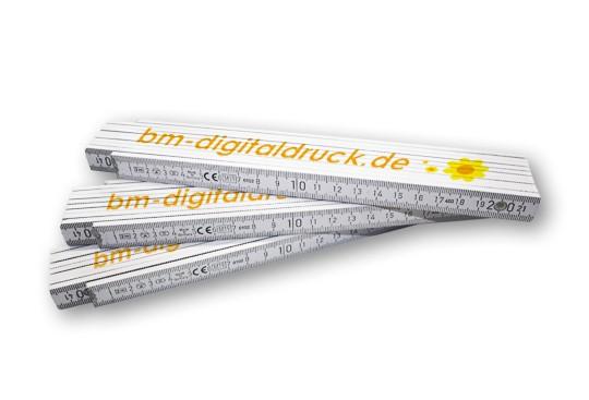 zollstock maßstab direktdruck latexdruck bestellen