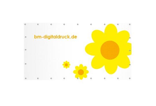 banner mesh PVC-Banner digital drucken