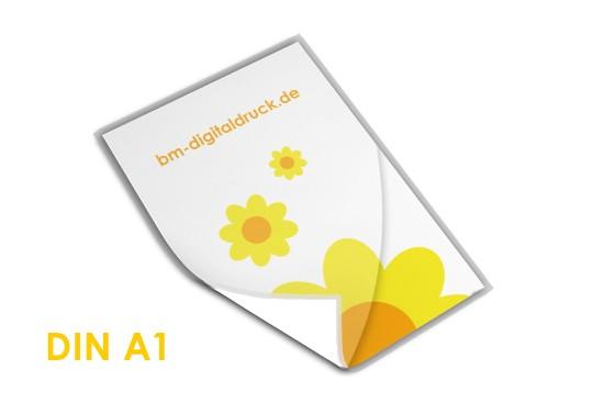 laminiertes Plakat bestellen in Nürnberg