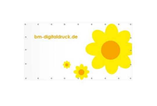 banner PVC-Banner digital drucken