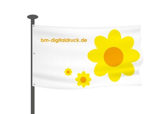 fahne digitaldruck bestellen